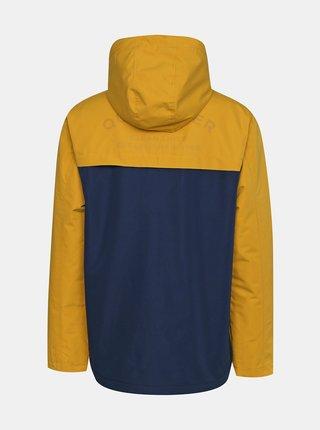 Žlto-modrá bunda Quiksilver
