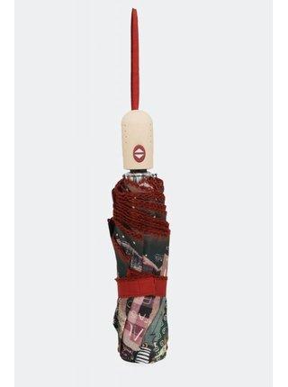 Anekke barevný vystřelovací deštník Couture
