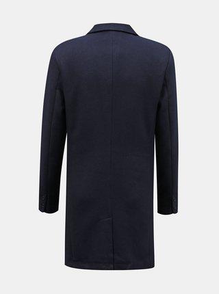 Modrý pánsky kabát ONLY & SONS Julian