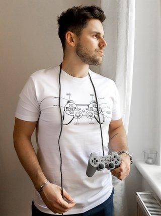 Bílé pánské tričko ZOOT Original Pojď mi