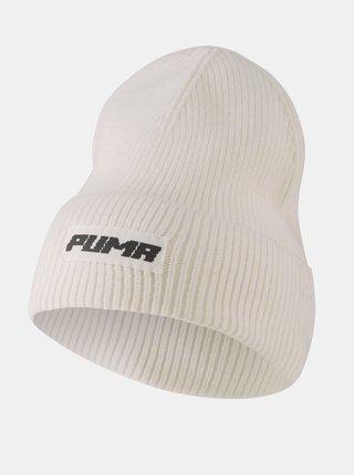 Krémová dámská čepice Puma