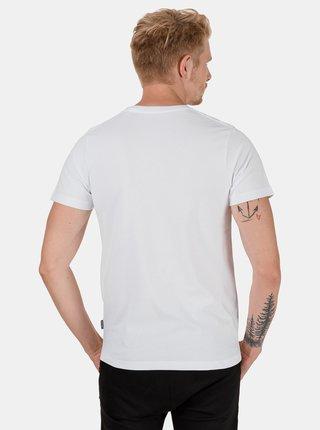 Bílé pánské tričko SAM 73