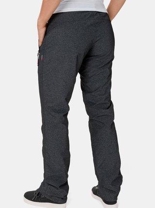 Tmavošedé dámske nohavice SAM 73