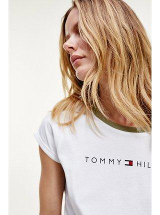 Tommy Hilfiger bílé tričko RN TEE SS