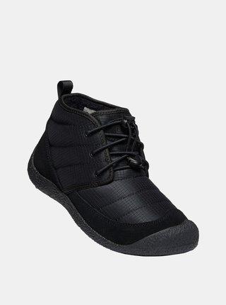 Černé dámské zimní boty Keen Howser II