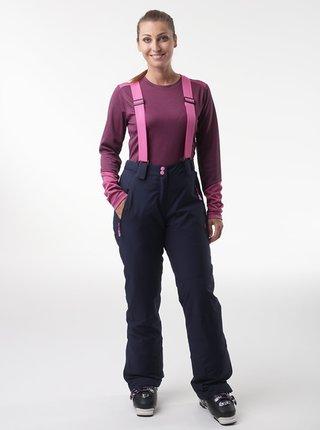 Tmavomodré dámske lyžiarské nohavice LOAP Flair