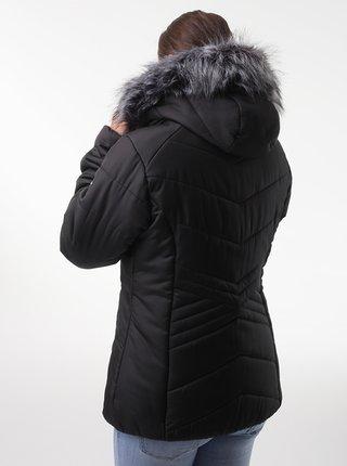 Černá dámská zimní bunda LOAP Tarra