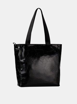 Čierny shopper Tom Tailor Denim