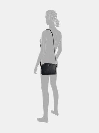 Černá dámská crossbody kabelka Tom Tailor