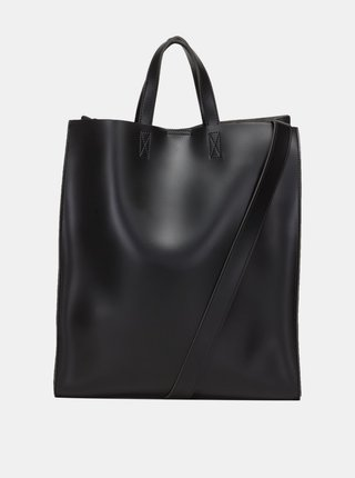 Černá kabelka s odnímatelným pouzdrem Claudia Canova Retta