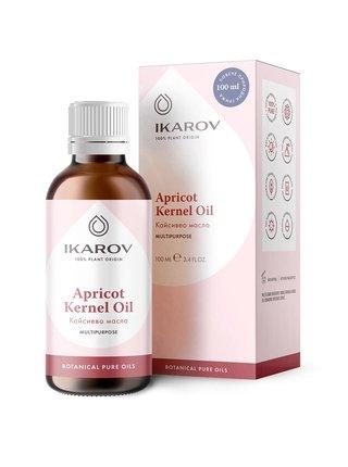 Přírodní olej z meruňkových jader Ikarov