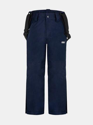 Tmavomodré chlapčenské lyžiarske nohavice LOAP Cufox