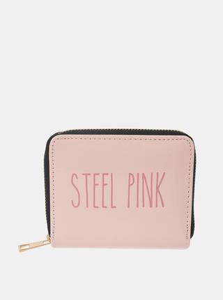 Růžová dámská peněženka Clayre & Eef