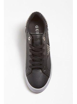 Guess černé tenisky Paysin Stud Sneaker