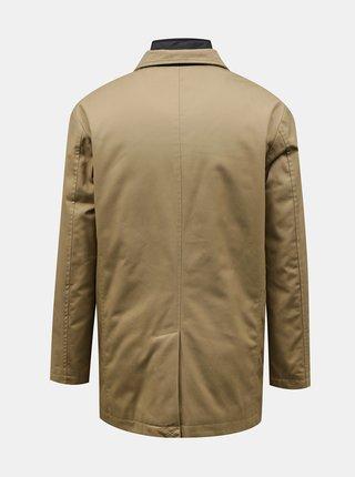 Béžový kabát Selected Homme Simon
