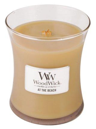 WoodWick vonná svíčka At the Beach