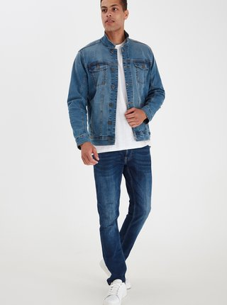 Modrá rifľová bunda Blend