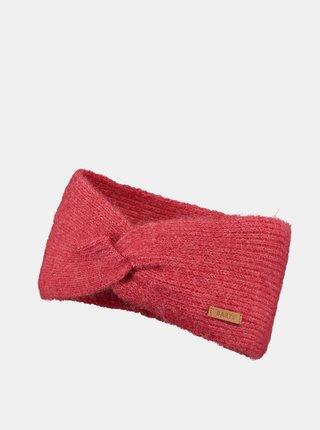 Ružová dievčenská čelenka Barts