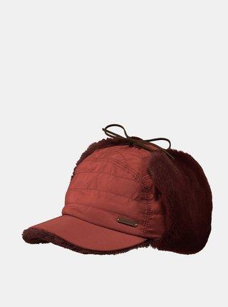 Červená dámska šiltovka Barts