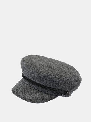 Šedá dámská čepice s příměsí vlny Barts
