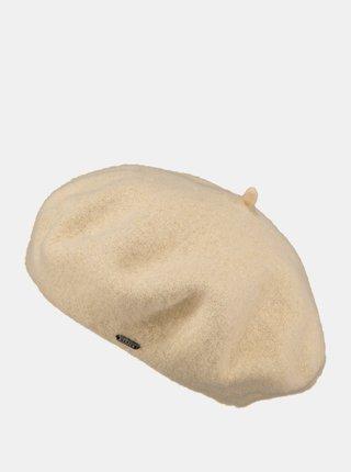 Krémový dámský vlněný baret Barts