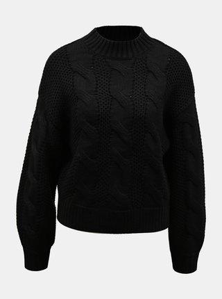 Čierny sveter Jacqueline de Yong Julia
