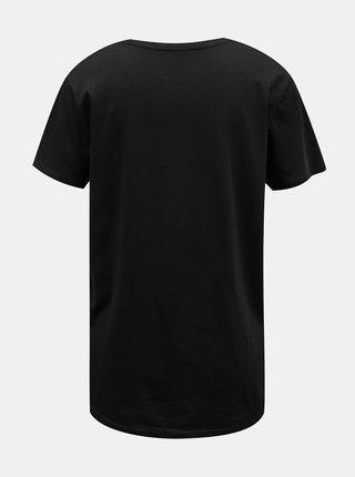 Čierne basic tričko TALLY WEiJL
