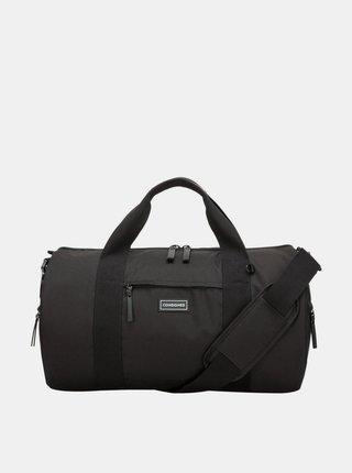 Čierna cestovná taška Consigned