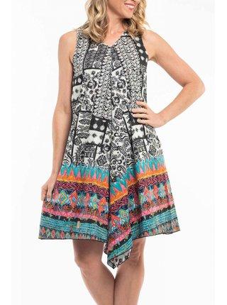 Orientique oboustranné šaty Petani