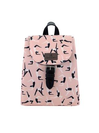 Santoro pudrově růžový batoh Zen Blush