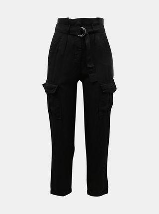 Čierne nohavice s vreckami TALLY WEiJL