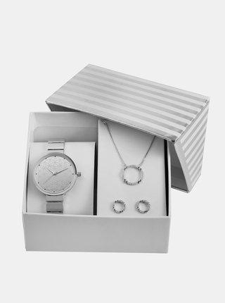 Sada dámskych hodiniek a šperkov Excellanc