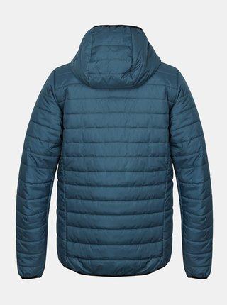 Modrá pánská prošívaná bunda Hannah Edison