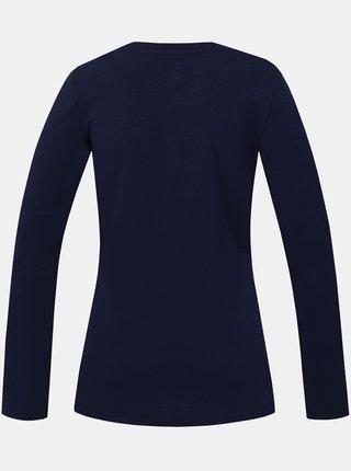 Tmavě modré dámské tričko Hannah