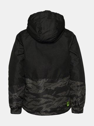 Čierna chlapčenská bunda SAM 73