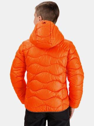 Oranžová klučičí prošívaná bunda SAM 73 Arthur