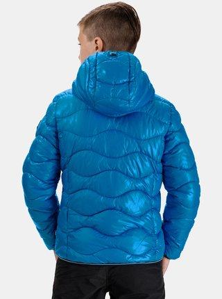 Modrá chlapčenská prešívaná bunda SAM 73
