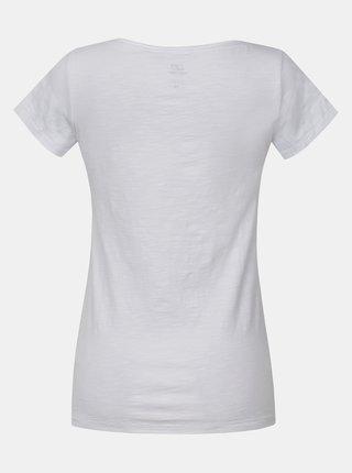 Bílé dámské tričko Hannah