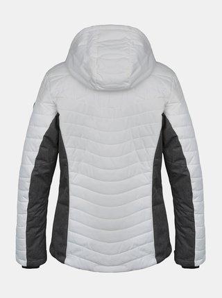 Bílá dámská zimná bunda Hannah Balay