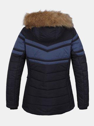 Tmavě modrá dámská zimní bunda Hannah