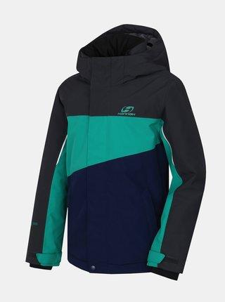 Čierna chlapčenská zimná bunda Hannah