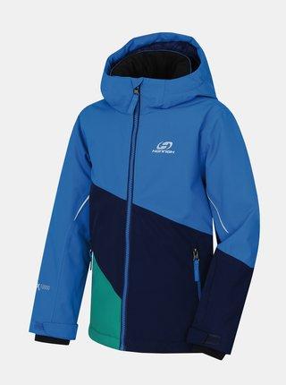 Modrá klučičí zimní bunda Hannah Kigali Jr