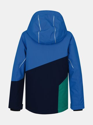 Modrá chlapčenská zimná bunda Hannah