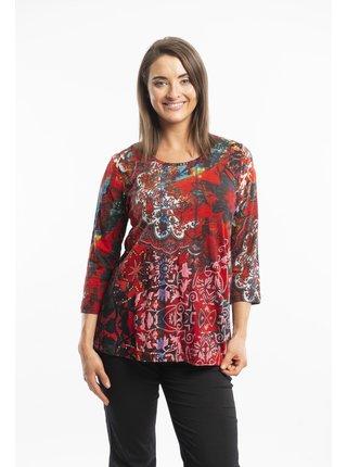 Orientique červené tričko Contempory Tee