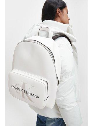 Calvin Klein bílý batoh Campus BP
