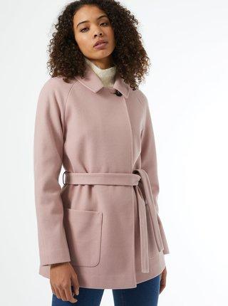 Ružový krátky kabát Dorothy Perkins Tall