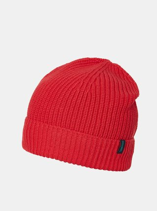 Červená dámska čiapka Tranquillo