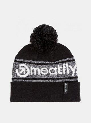 Čierno-šedá pánska čiapka Meatfly Robb
