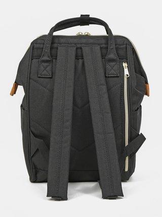 Čierny batoh Anello 10 l