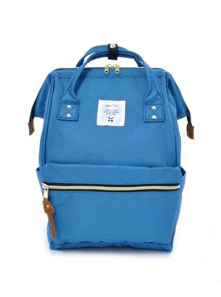 Svetlomodrý batoh Anello 18 l